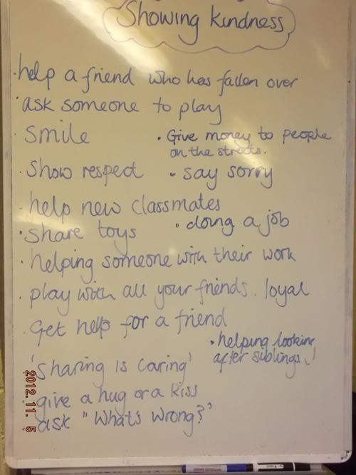 DSCF5417 show kindness chart